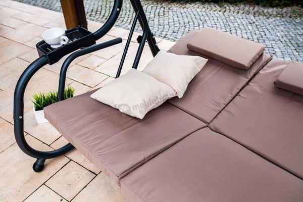 poduszki na hustawki ogrodowe
