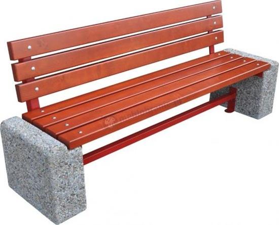 Ławki parkowe betonowe cena