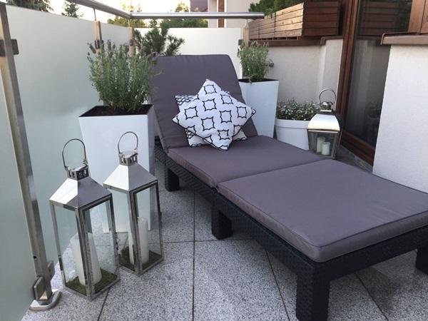 leżaki balkonowe
