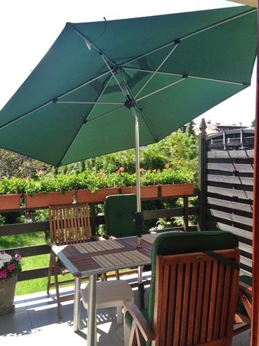 parasol ogrodowy promocja