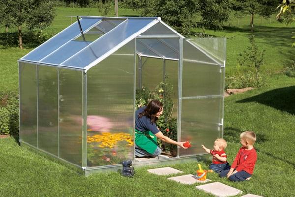 szklarnia ogrodowa jak zrobić