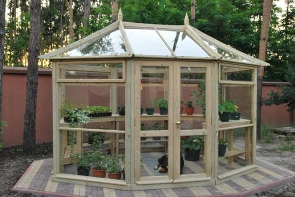 Szklarnia ogrodowa szklana cena 9 000 zł