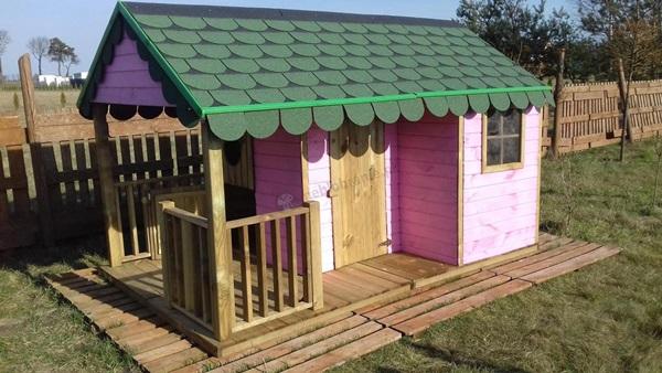 domek dla dzieci projekt
