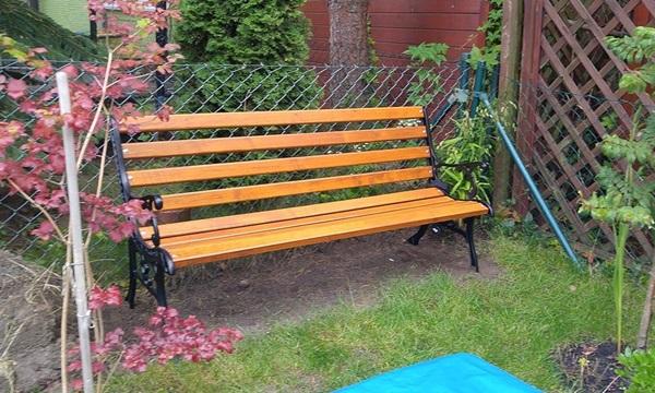 meble żeliwne ogrodowe