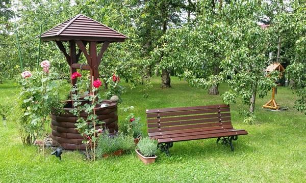 żeliwne meble ogrodowe