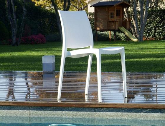 krzesła ogrodowe plastikowe tanio