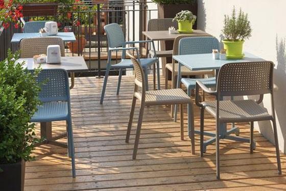plastikowe krzesła ogrodowe tanio