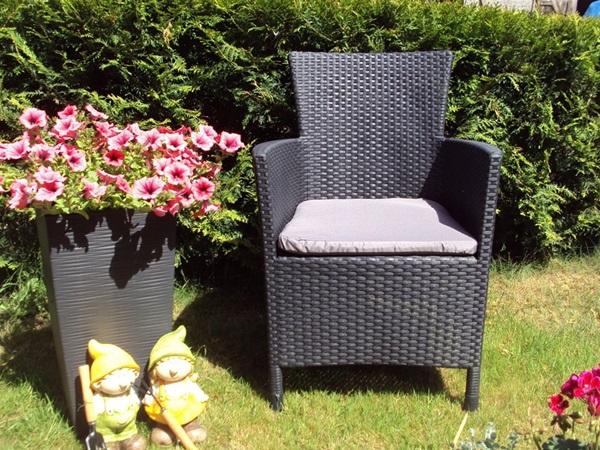 krzesła ogrodowe cena