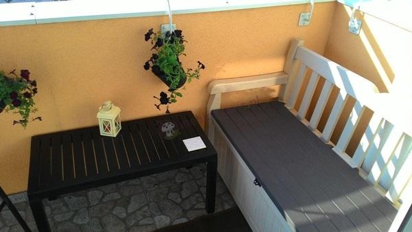 skrzynia ogrodowa siedzisko
