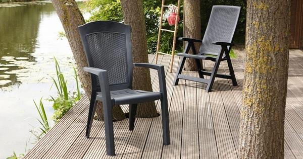 tanie krzesła ogrodowe plastikowe