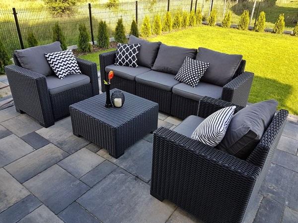 meble ogrodowe wypoczynek