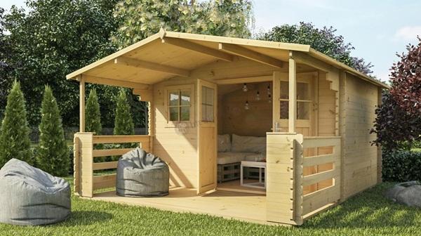 domy drewniane nowoczesne