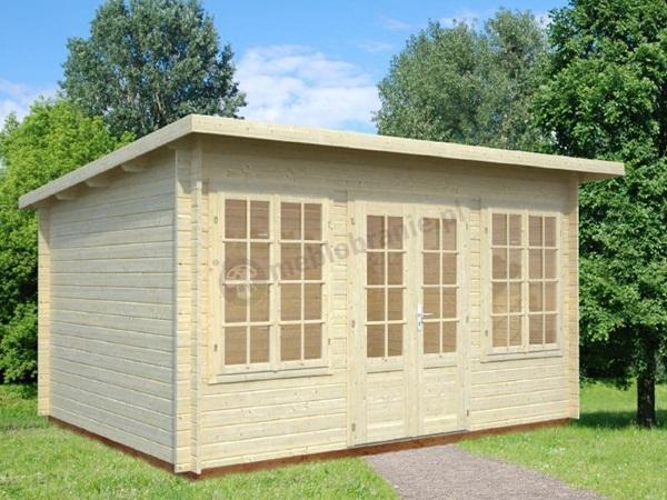 domy z drewna nowoczesne