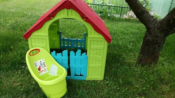 zabawki ogrodowe dla 4 latka