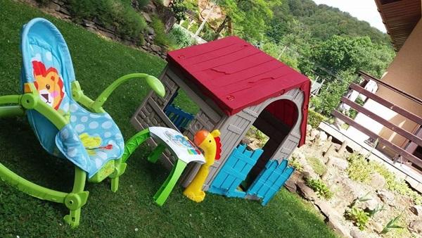 do ogrodu zabawki ogrodowe dla 2 latka