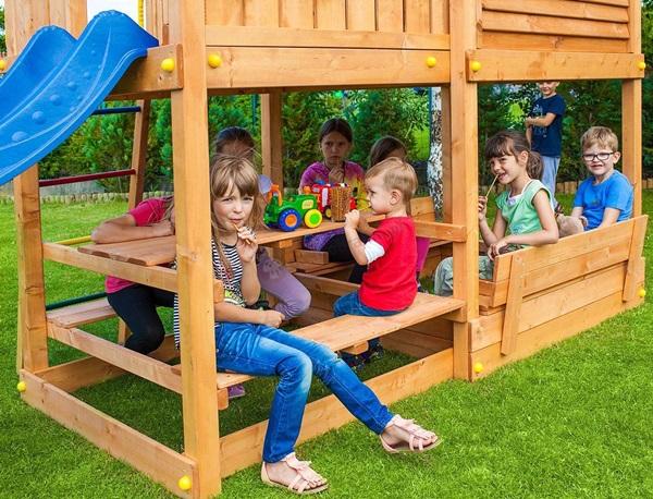 ogród dla dzieci zabawki