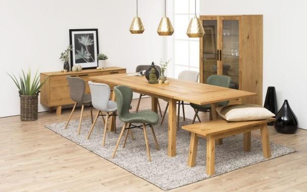 krzesła do jadalni zielone