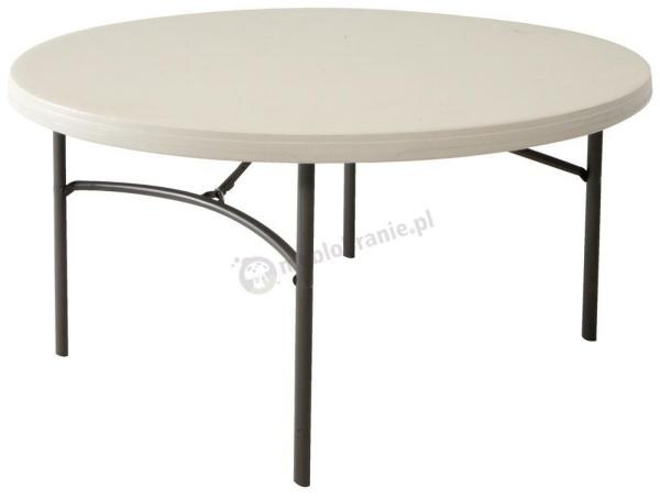 stoły bankietowe okrągłe składane