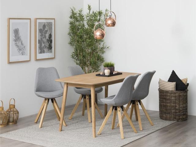 krzesła do jadalni skandynawskie