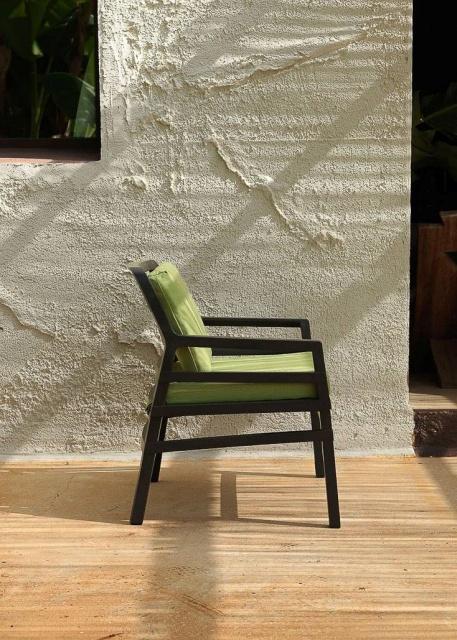krzesło czarne ogrodowe