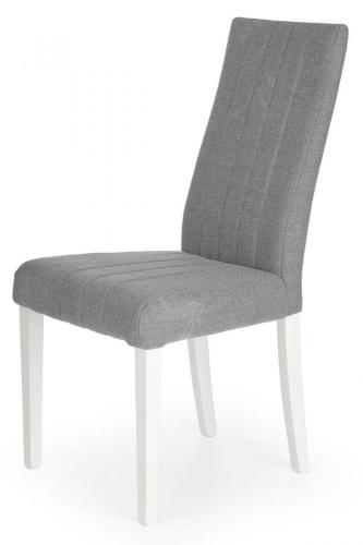 szare krzesła do jadalni