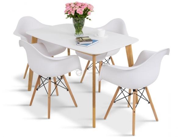 stoły i krzesła do kuchni nowoczesne