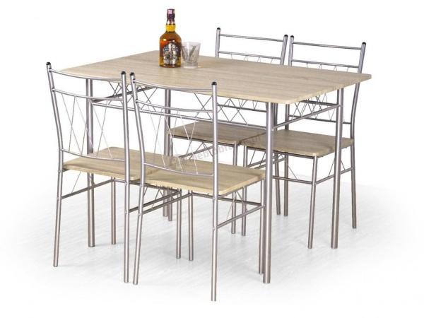 stoły i krzesła kuchenne nowoczesne