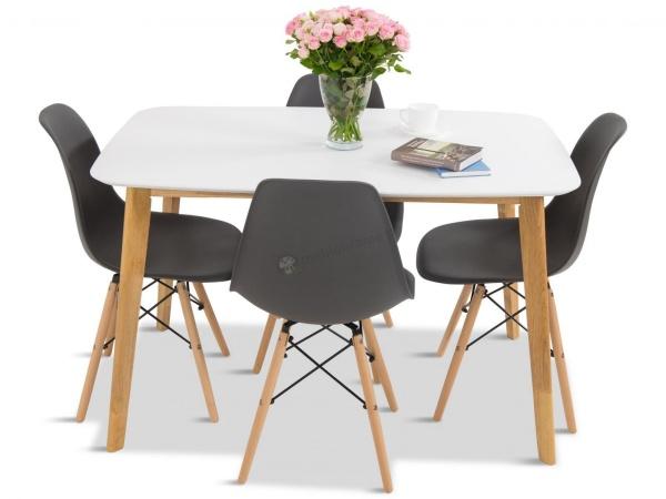 nowoczesne krzesła i stoły do kuchni