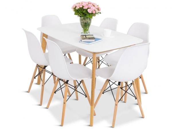 Stół i krzesła pokojowe tanio