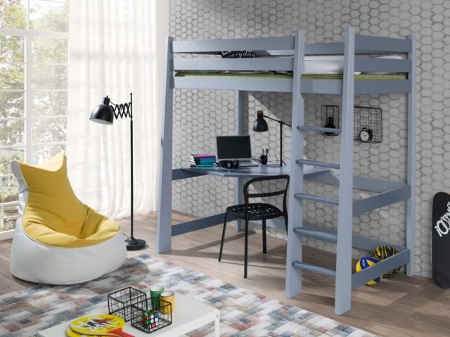 mały pokój dla dwójki dzieci aranżacje