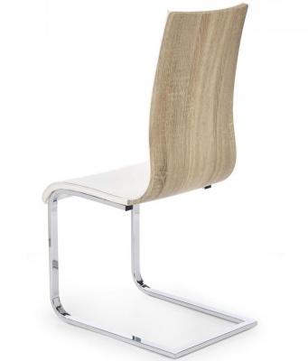 nowoczesne krzesła tapicerowane do jadalni