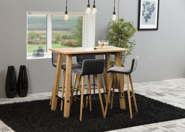 krzesła do kuchni hokery