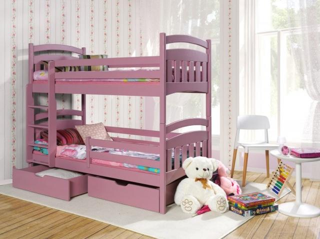 mały pokój dla dwóch dziewczyn