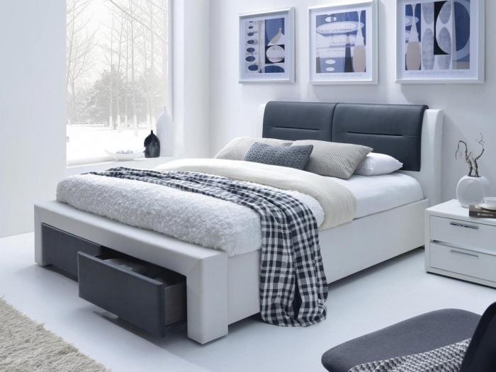 szerokość łóżka dla 2 osób