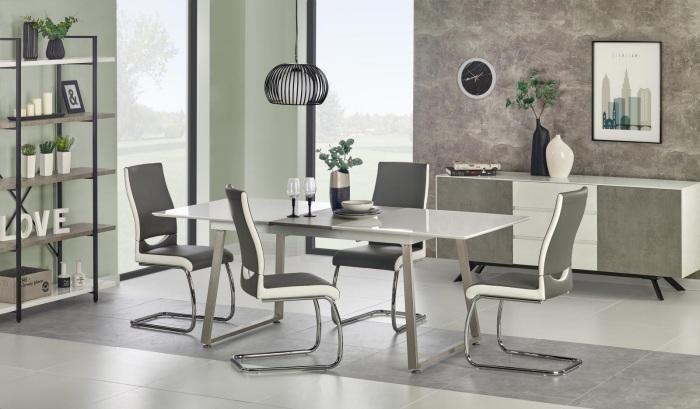 stoły do salonu białe