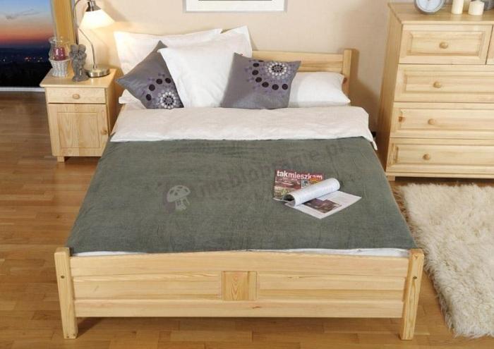 jakie łóżko kupić do sypialni