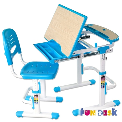 Soriso Blue biurko  Fun Desk