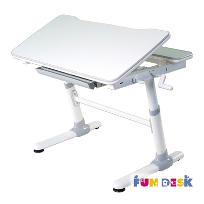 Carezza Grey biurko Fun Desk