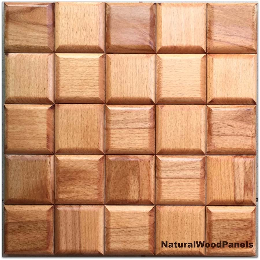 Panele CHOCO LUXURY series – Jatoba Natural Wood Panels