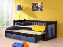 Łóżka dla dzieci rozkładane