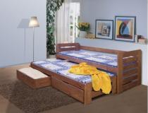Łóżka młodzieżowe rozkładane