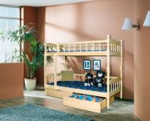 Łóżka piętrowe dla dzieci