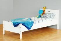 Łóżka młodzieżowe jednoosobowe