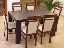 Stoły kuchenne z krzesłami
