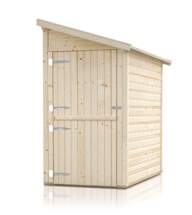 schowek do ogrodu drewniany klon 120x200. Black Bedroom Furniture Sets. Home Design Ideas